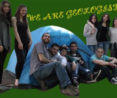 we are geologists
